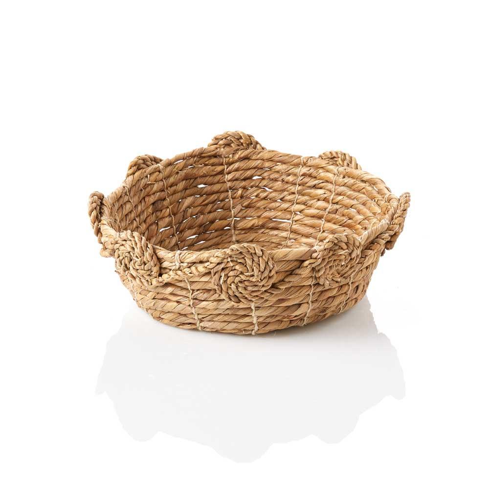 Rolling Waves Basket