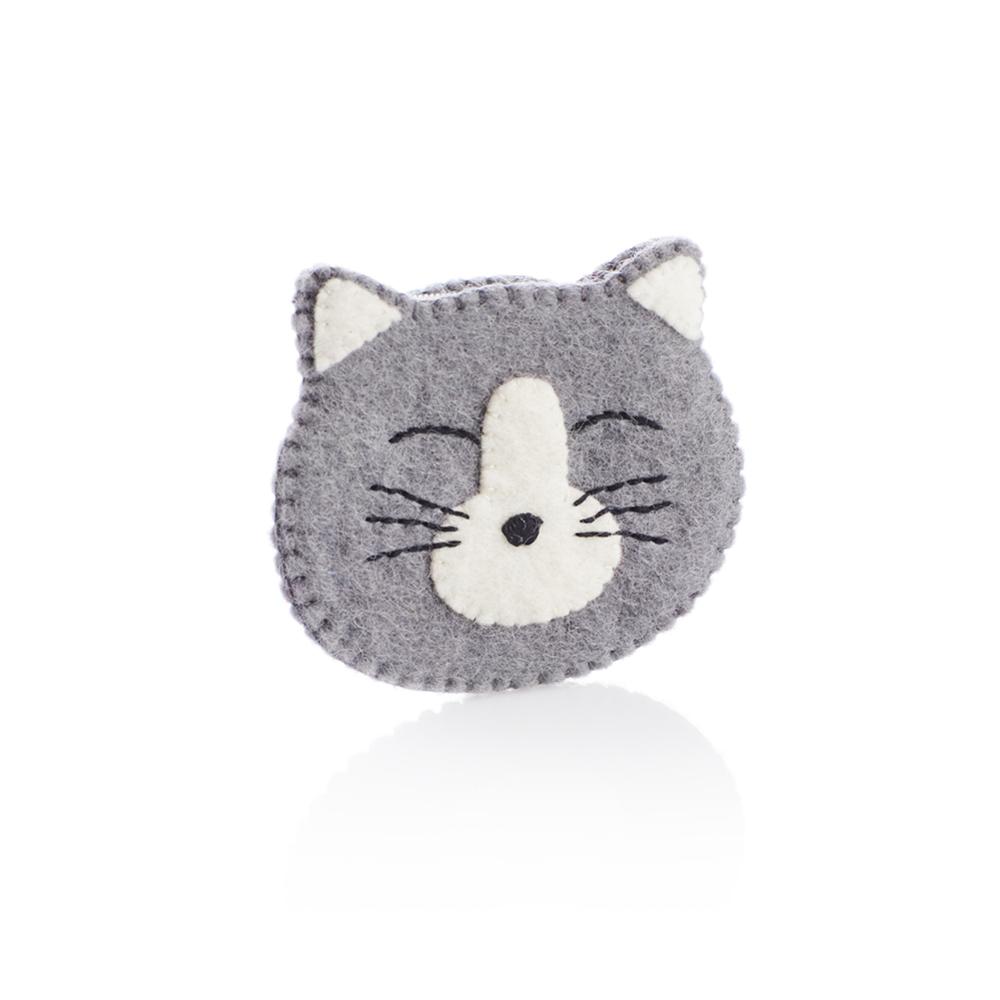 Happy Cat Coin Purse