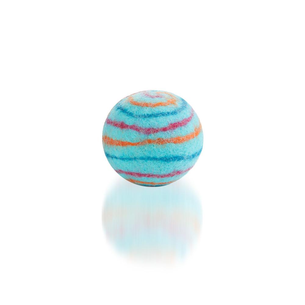 Rainbow Felted Dryer Ball