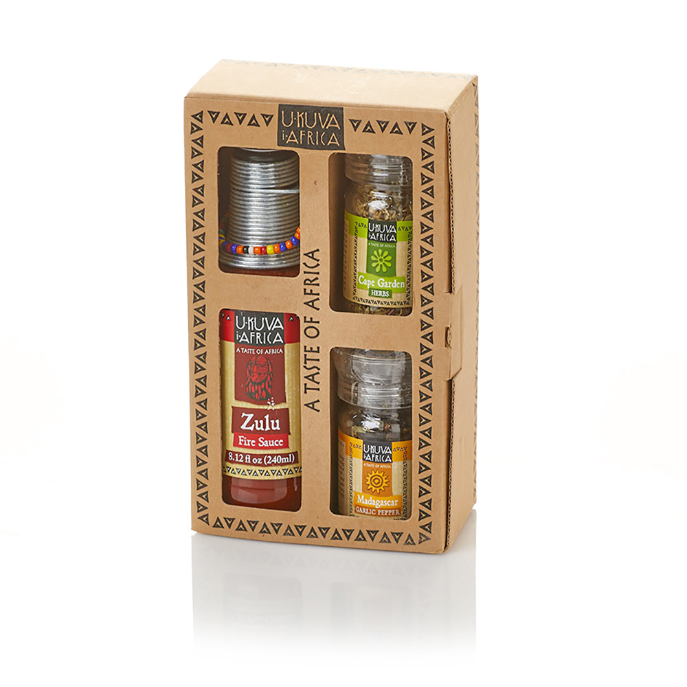 Taste of South Africa Gift Set