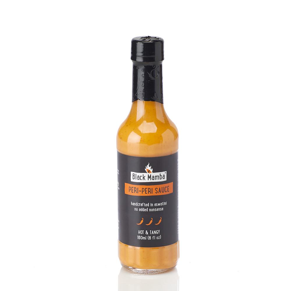 Peri-Peri Chili Sauce