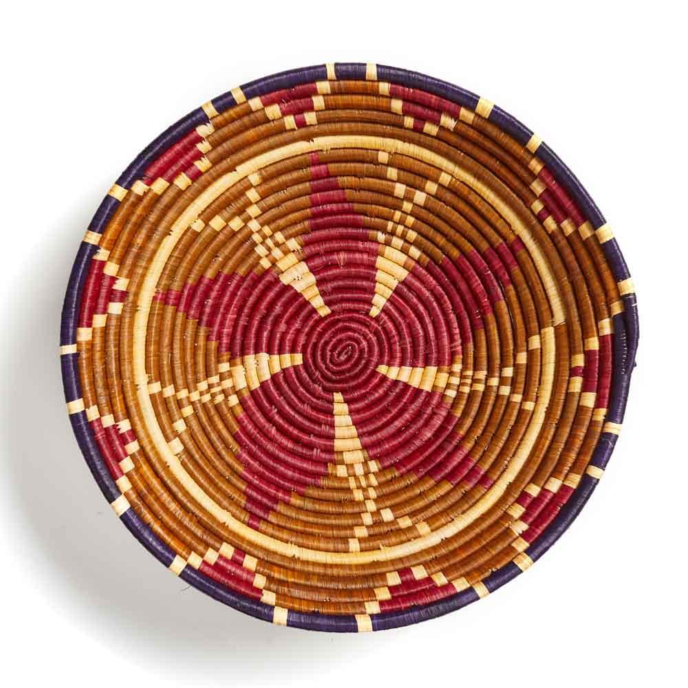 Flame & Flower Basket