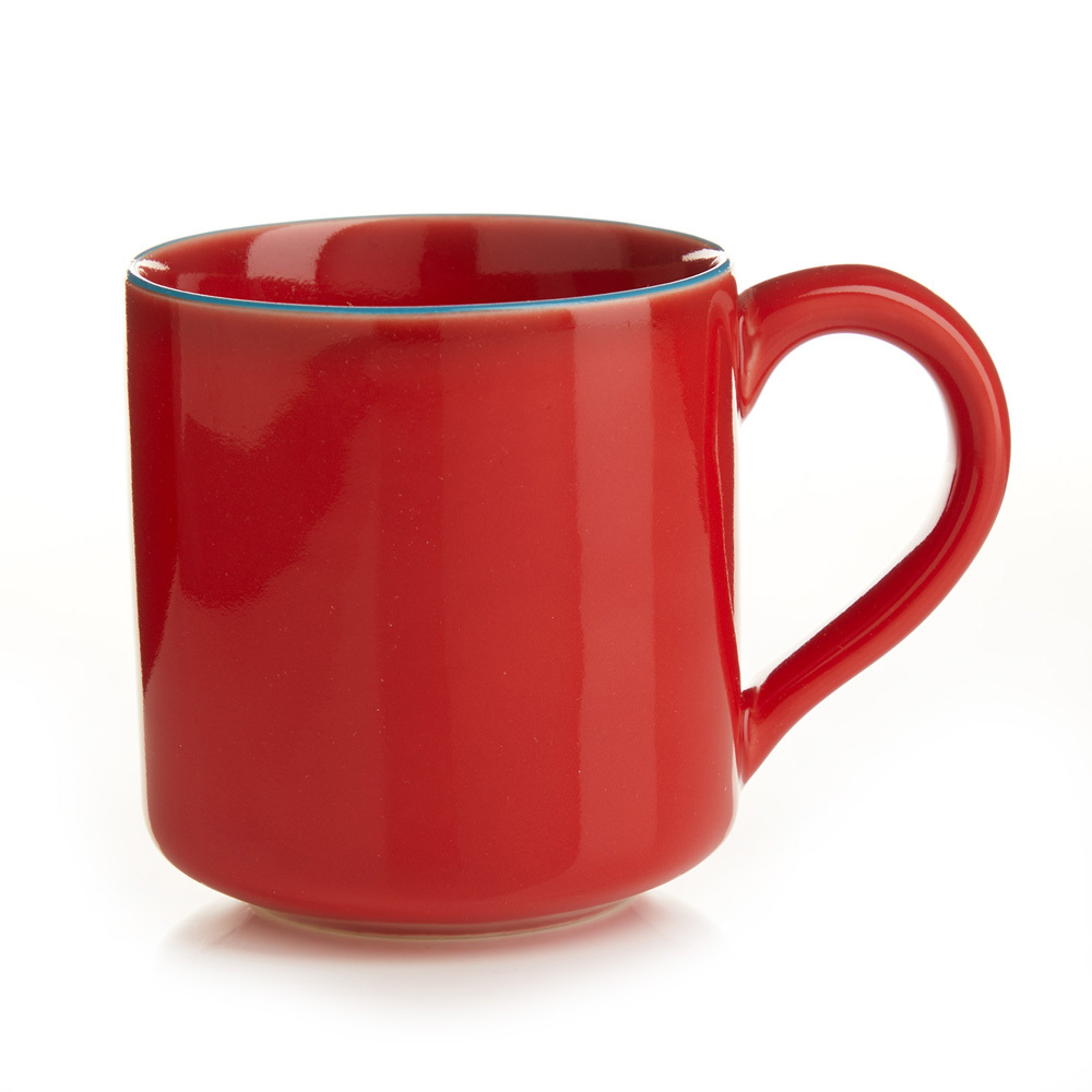 Red Song Cai Cappuccino Mug