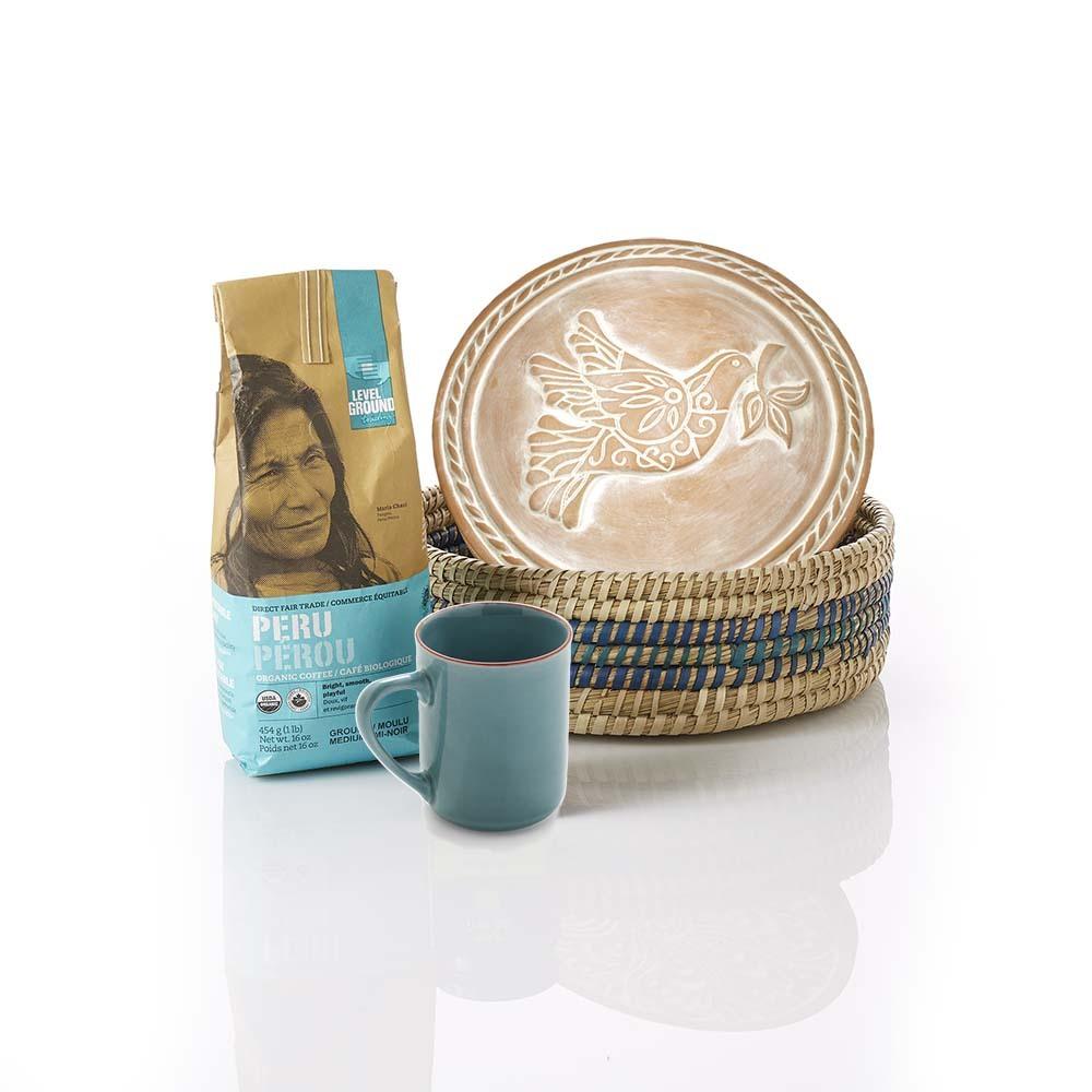 Breakfast Gift Basket