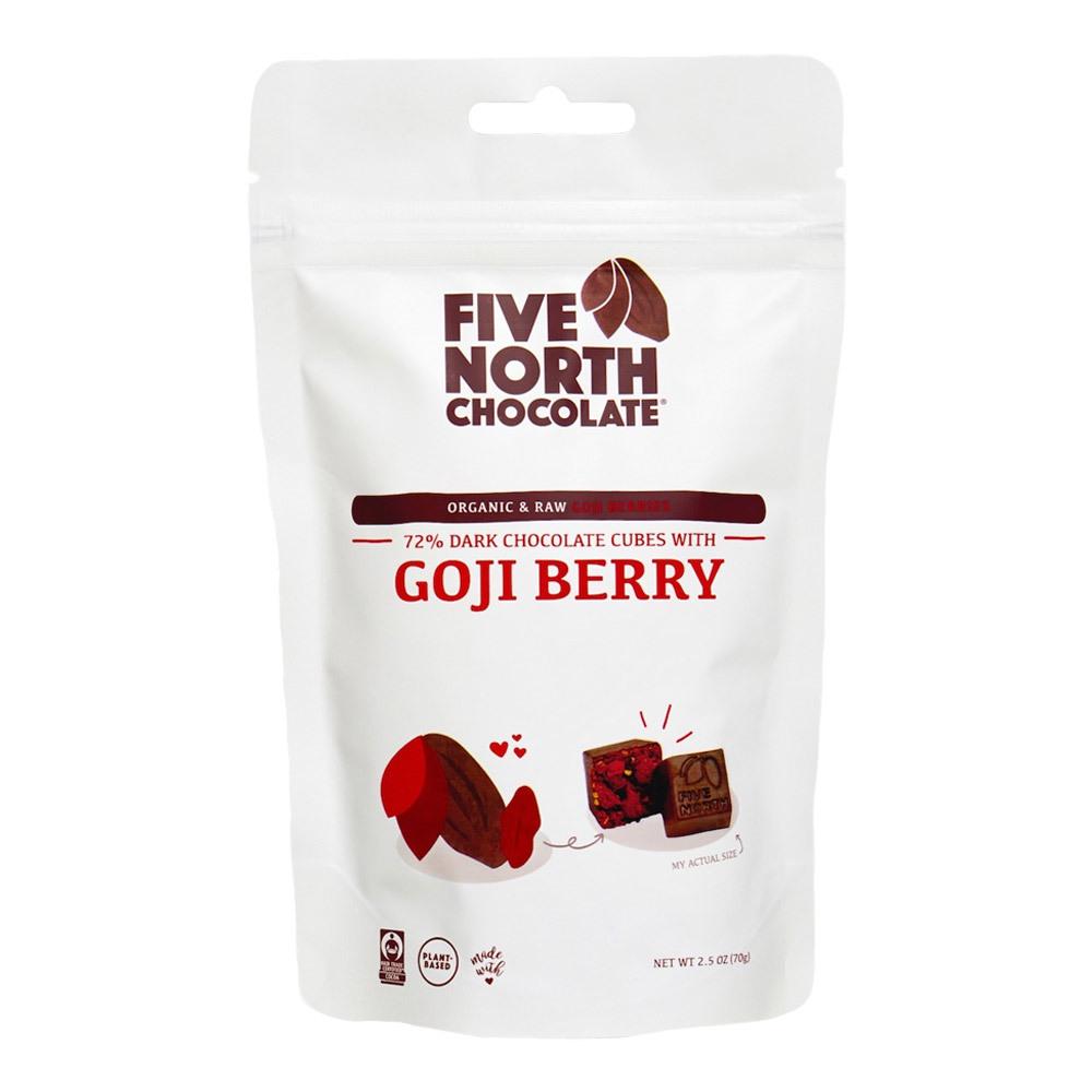 Goji Berry Chocolates