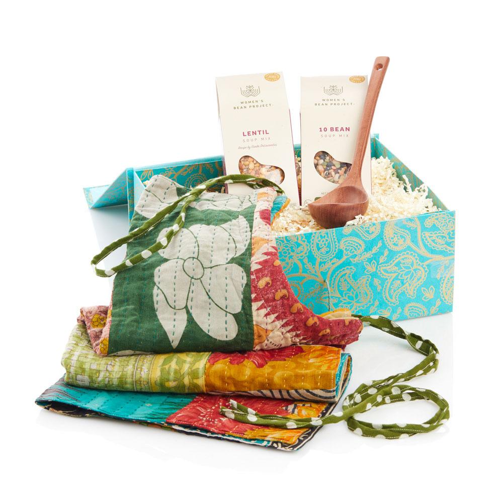 Kantha Cook Gift Set