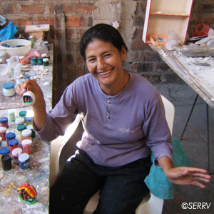 Intercrafts Peru