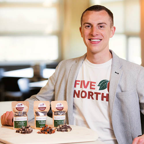 Five North Chocolate