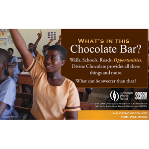 Chocolate Project Leaflets