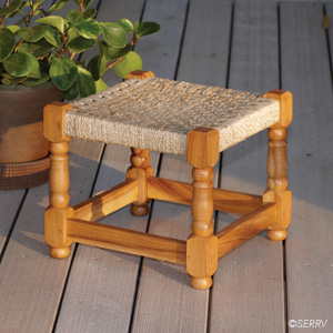 Natural Charpoy Stool