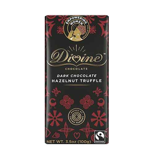41% Dark Hazelnut Truffle Large Bar Case