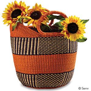 Zorbisi Boat Basket