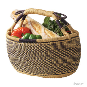 Handled Bolgatanga Basket