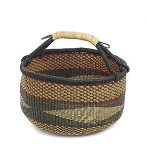 Round Tembe Basket