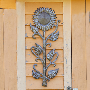 Large Sunflower Wall Art