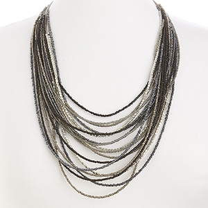 Midnight in Delhi Necklace