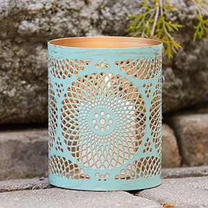 Medium Mint Lantern