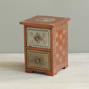 Mango Mahamantra 2-Drawer Chest