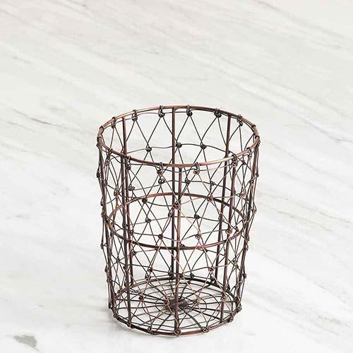 Wire Mesh Utensil Holder