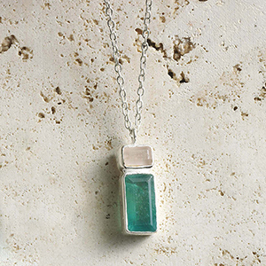 Verde Pendant Necklace