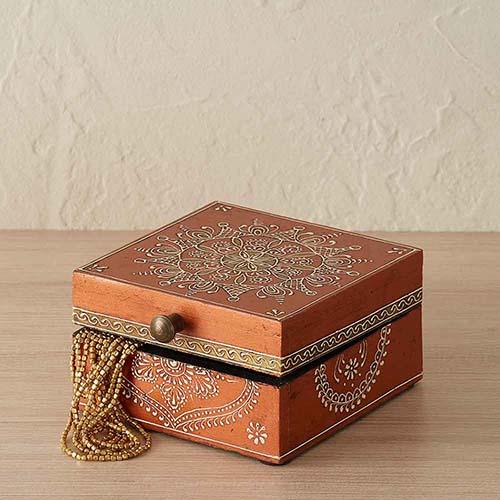Mango Mahamantra Keepsake Box