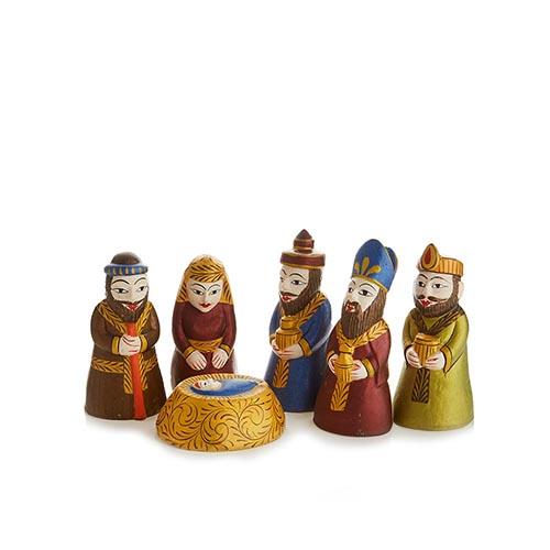 Kashmiri Nativity