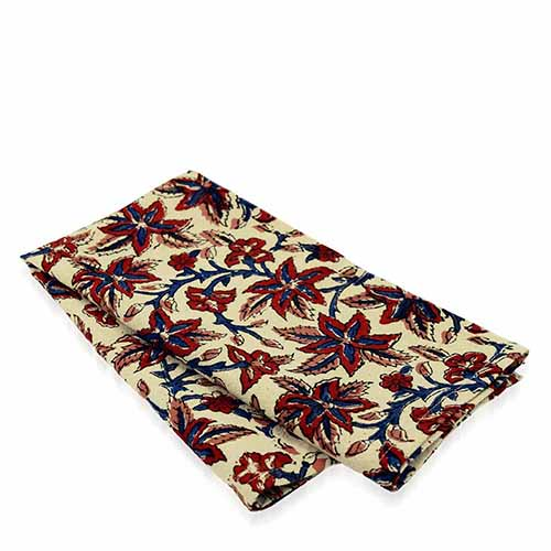 Fall Harvest Napkins Set of 2