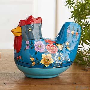 Blue Chicken Kashmiri Box