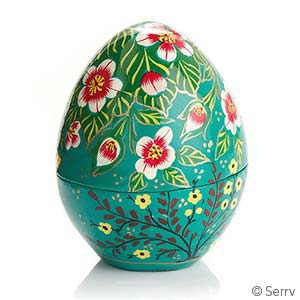 Green Egg Kashmiri Box