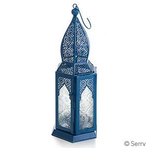 Moroccan Motif Large Lantern