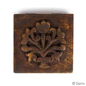 Tulip Tree of Life Box