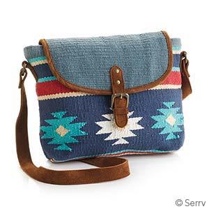 Kilim Crossbody Bag