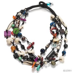 Crazy Beads Necklace