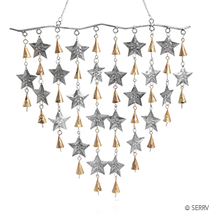 Constellation Wind Chime