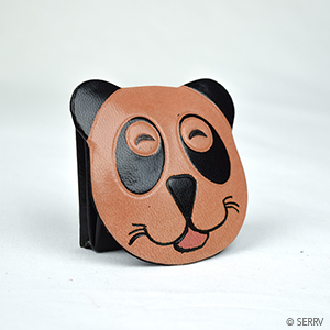Smiling Panda Coin Purse