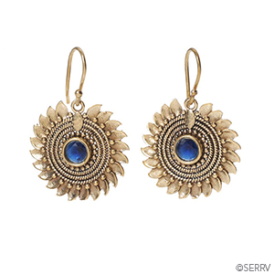 Radiant Sunflower Earrings