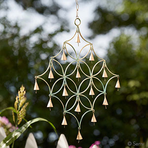 Minted Garden Chime