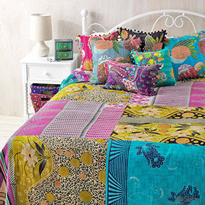 Queen-Size Cool Bedcover