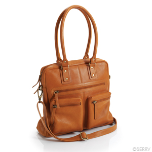 Caramel Leather Purse