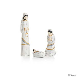 Prayerful Nativity