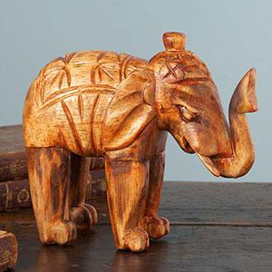 Carved Elephant