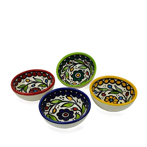 West Bank Set of 4 Dipping Bowls