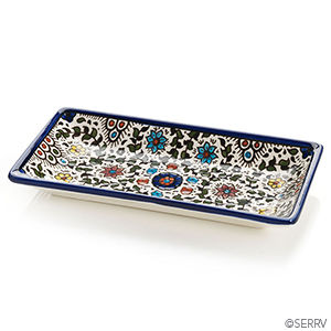 West Bank Rectangle Tray