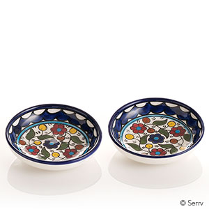 West Bank Set of 2 Condiment Bowls