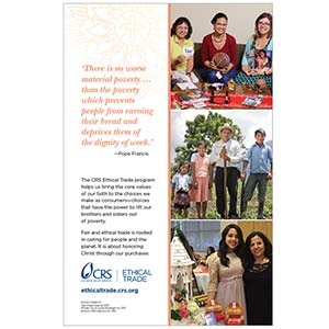CRS Ethical Trade Flier Pack