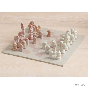 African Figurine Chess Set
