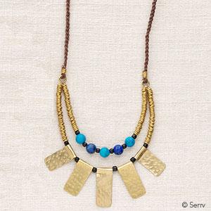 Radiant Maasai Necklace
