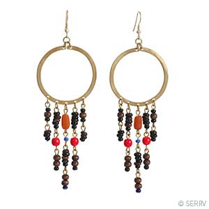 Swing from the Chandelier Earrings