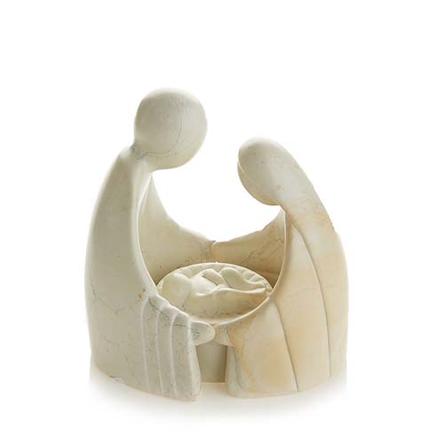 Encircle Soapstone Nativity