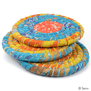 Chindi Wrap Trivets